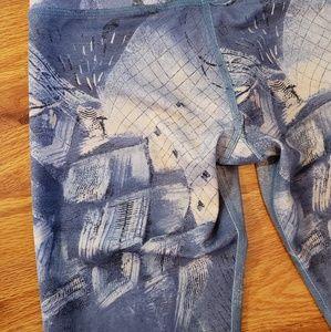 Mika Yoga Wear Pants - EUC MIKA Yoga Cropped workout leggings S/M